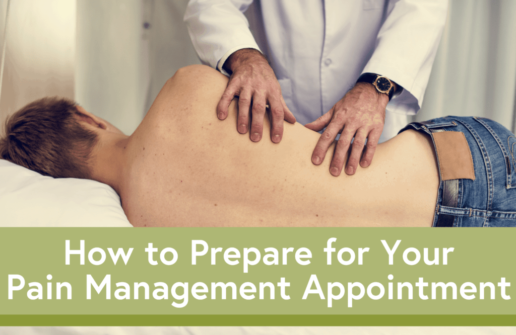 Prepare Pain Management