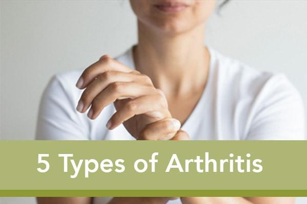 5TypesofArthritis