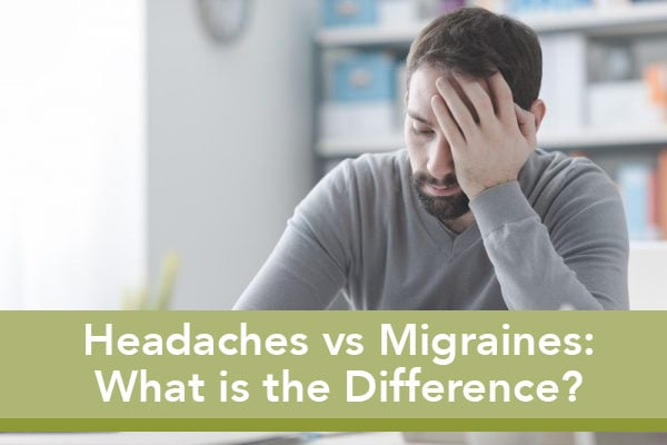 headaches vs migraines