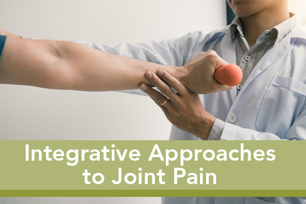 integrative approaches to join pain